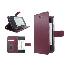 Huawei P smart Plus Bookcase Donker Rood