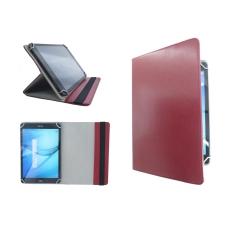 Universale 10 - 11 inch Wallet Case Cover met kaartsleuf & rekbare elastiek.