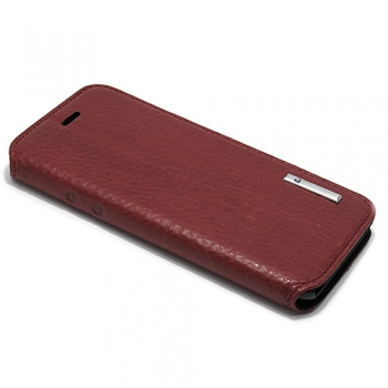 Iphone 6 Pierre Cardin boekmodel strak rood
