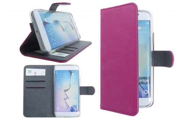 Iphone XS 5.8 (2018) Bookcase Roze