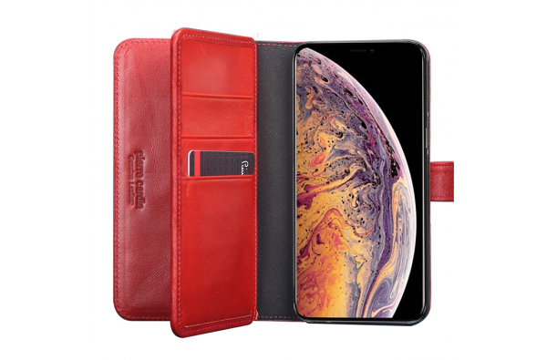 Apple iPhone Xs Pierre Cardin dubbele boek