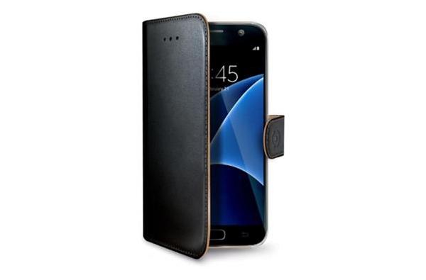 Samsung Galaxy A10 Hoesje - Zwart.