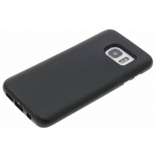 Samsung Galaxy S7 Edge Premium Bumper Hoesje Zwart