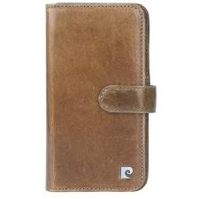 Samsung Galaxy S7 Origineel Luxe Book Case Hoesje 100% Leer Bruin