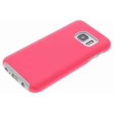 Samsung Galaxy S7 Premium Bumper Hoesje Roze