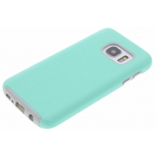 Samsung Galaxy S7 Premium Bumper Hoesje Turquoise