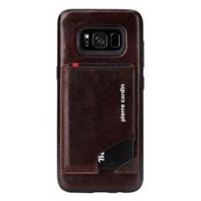 Samsung Galaxy S8 Origineel Luxe Back Cover Pas 100% Leer Donker Bruin
