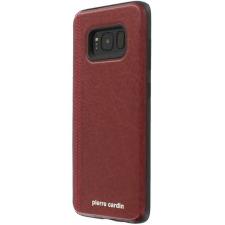 Samsung Galaxy S8 Origineel Luxe Back Cover 100% Leer Rood