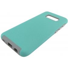 Samsung Galaxy S8 Plus Premium Bumper Hoesje Turquoise