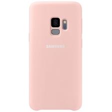 Originele Samsung Galaxy S9 silicone achterkant hoesje in licht roze