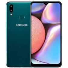 Samsung Galaxy A10s groen