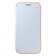 Samsung Galaxy A3 2017 Origineel Samsung Neon Flip Hoesje Grijs