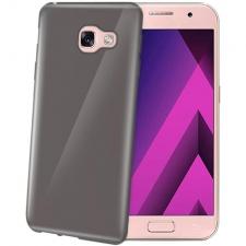 Samsung Galaxy A3 2017 Siliconen Hoesje Donker Doorzichtig