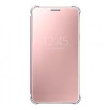 Samsung Galaxy A5 2016 Origineel Samsung Clear View Hoesje Rosé