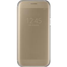 Samsung Galaxy A5 2017 Origineel Samsung Clear View Hoesje Goud