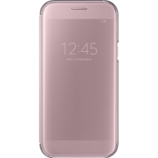 Samsung Galaxy A5 2017 Origineel Samsung Clear View Hoesje Rosé