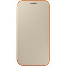 Samsung Galaxy A5 2017 Origineel Samsung Neon Flip Hoesje Goud