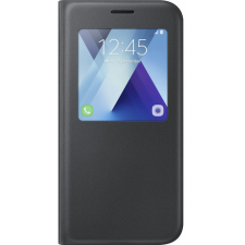 Samsung Galaxy A5 2017 Origineel Samsung S View Standing Hoesje Zwart