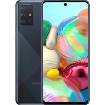 Samsung Galaxy A71 zwart