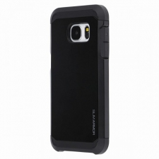 Samsung Galaxy S7 Edge Case Slim Armor Zwart