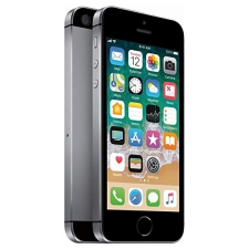 Refurbished iPhone SE 64GB Zwart