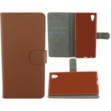 Sony Xperia XA1 Ultra Bruin Bookcase Hoesje