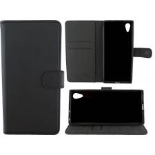 Sony Xperia XA1 Zwart Bookcase Hoesje