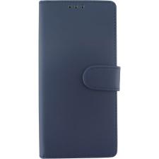 Sony Xperia XA1 Ultra Hoesje ECHT LEER Donker Blauw