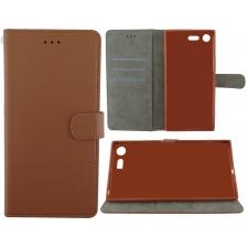 Sony Xperia XZ Premium Bruin Bookcase Hoesje