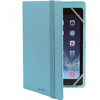 Tablet Zakelijk Hoesje 7-8 inch Turquoise