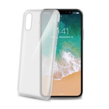 Celly Ultra Thin TPU Transparant for iPhone X