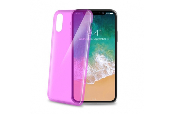 Celly Ultra Thin for iPhone X