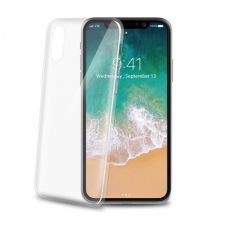 Celly Ultra Thin for iPhone X Transparant