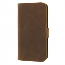 Valenta Booklet Classic Vintage Brown Galaxy S4