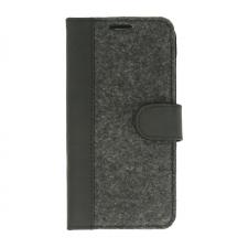 Valenta Booklet Raw Vintage Black Galaxy S6 Edge