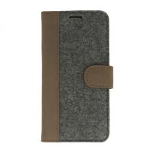 Valenta Booklet Raw Vintage Brown Galaxy S6 Edge