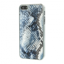 Valenta Click-On Animal Snake Blue iPhone 5/5S/SE