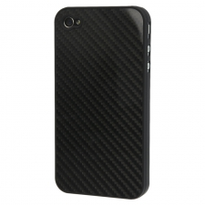 Valenta Click-On Carbon/Black iPhone 4/4S