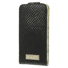 Valenta Flip Animal Snake Black iPhone 5/5S/SE