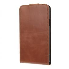 Valenta Flip Classic Luxe Brown Galaxy S5