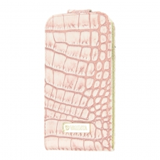 Valenta Flip Glam Pink Light Galaxy S4