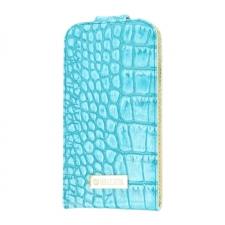 Valenta Flip Glam Turquoise Galaxy S4