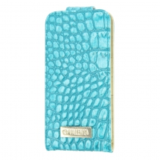 Valenta Flip Glam Turquoise iPhone 4