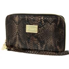 Valenta Handbag Animal Snake Brown