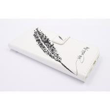 iPhone 7 'Ganzenveer' Print Eco-Leer Hoesje