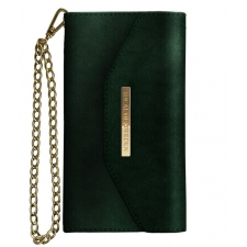 iDeal Mayfair Clutch Velvet Green iPhone 6/7/8/SE 2020