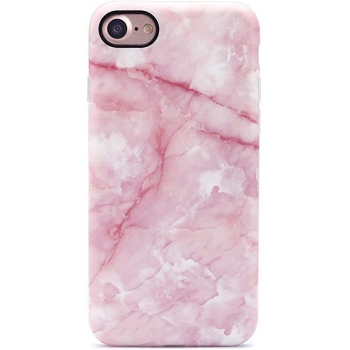 iDeal Fashion Case Pilion Pink Marble iPhone 6/6S/7/8/SE 2020