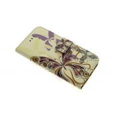 iPhone 6/6S 'Vlinder' Print Eco-Leer Hoesje