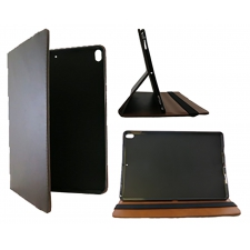 Universeel tablet leren bookcase 8-11 inch in Donker Bruin