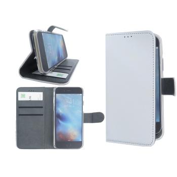 Samsung Galaxy S10 Plus 100% Echte Leer Wit